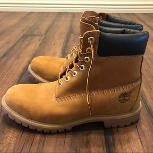 NWOT Timberland Work-boots